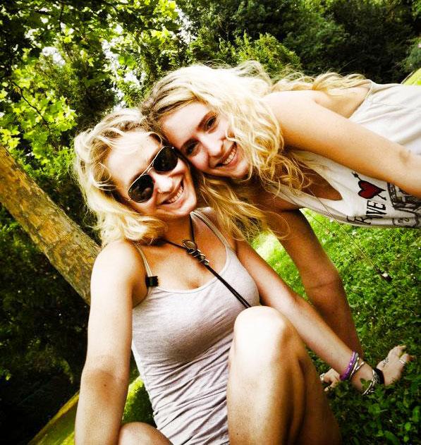 gemelle twins benni lsb lesbiche